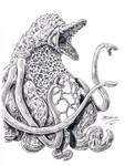 Biollante sketch