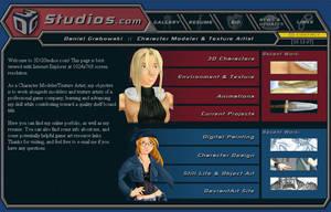 Website Screenshot by BigGrabowski