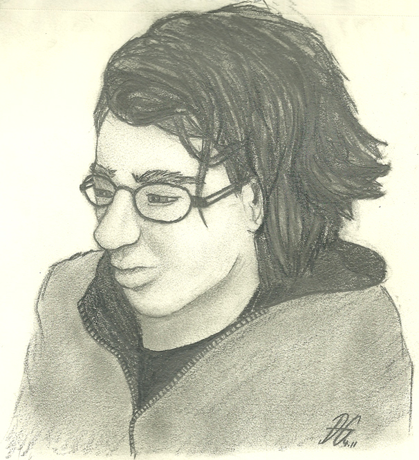 David the Sensitive Artist by BigGrabowski