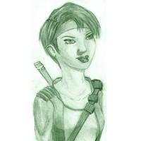 Jade ::fanart:: by BigGrabowski