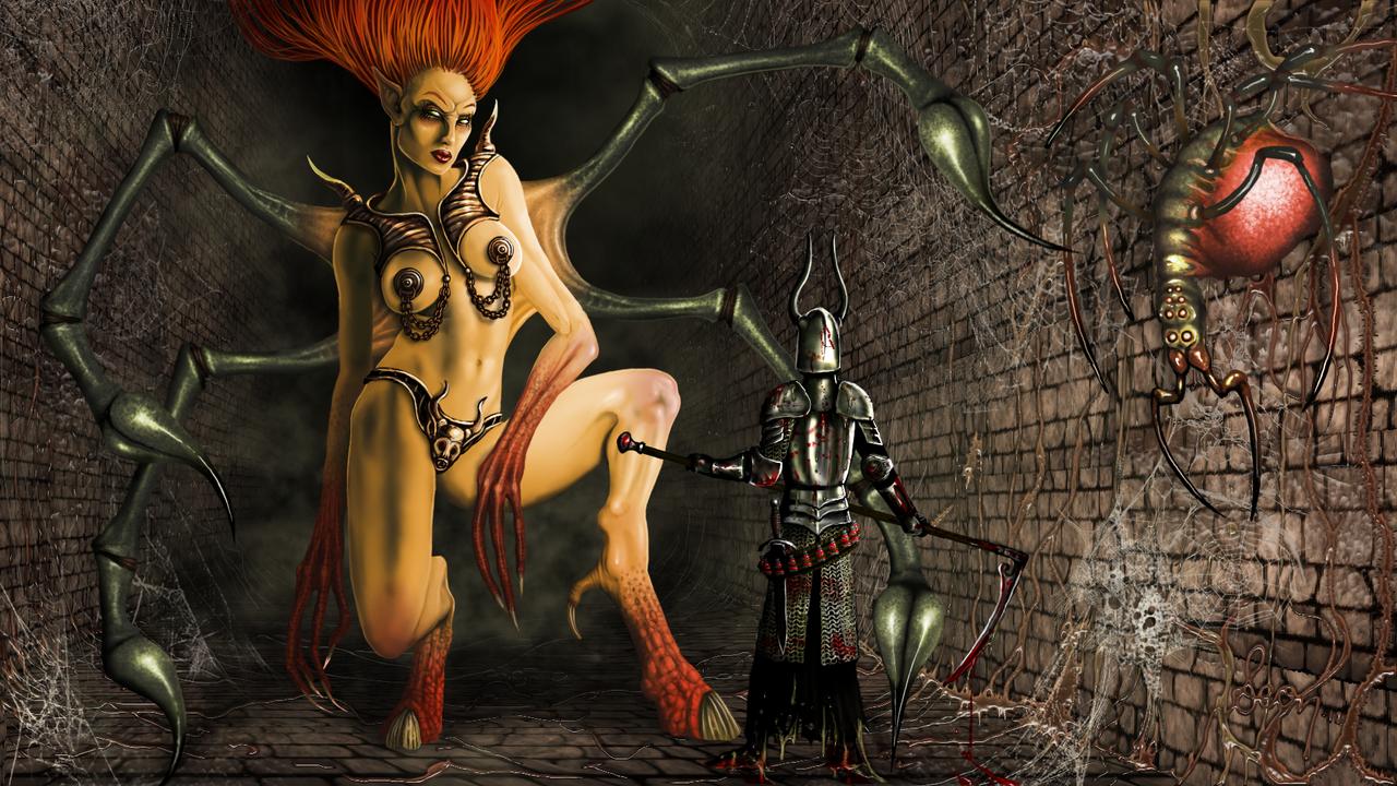 Oblivion nude skins mod porn clip