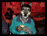 Joey Liverwurst, Werewolf