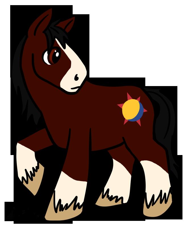 Toledo the Pony by Toledo-the-Horse