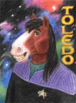 Starfleet Toledo by Toledo-the-Horse