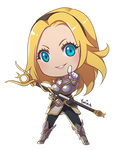 Lux The Lady of Luminosity