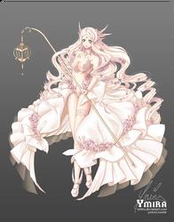 Silver Angel by ymira