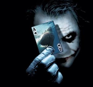 Card Shark. by rockinpunk182