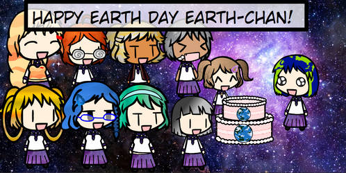 System-gals Celebrate Earth Day by Neppedupplayer