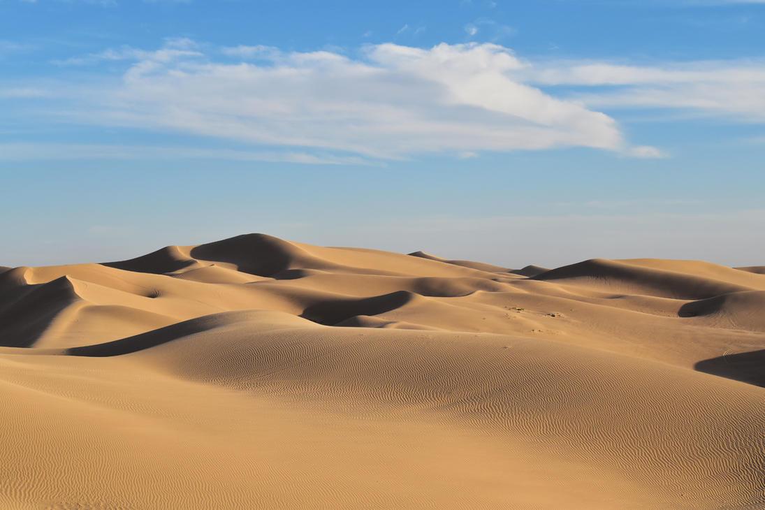 Algodones Dunes by jdurbin