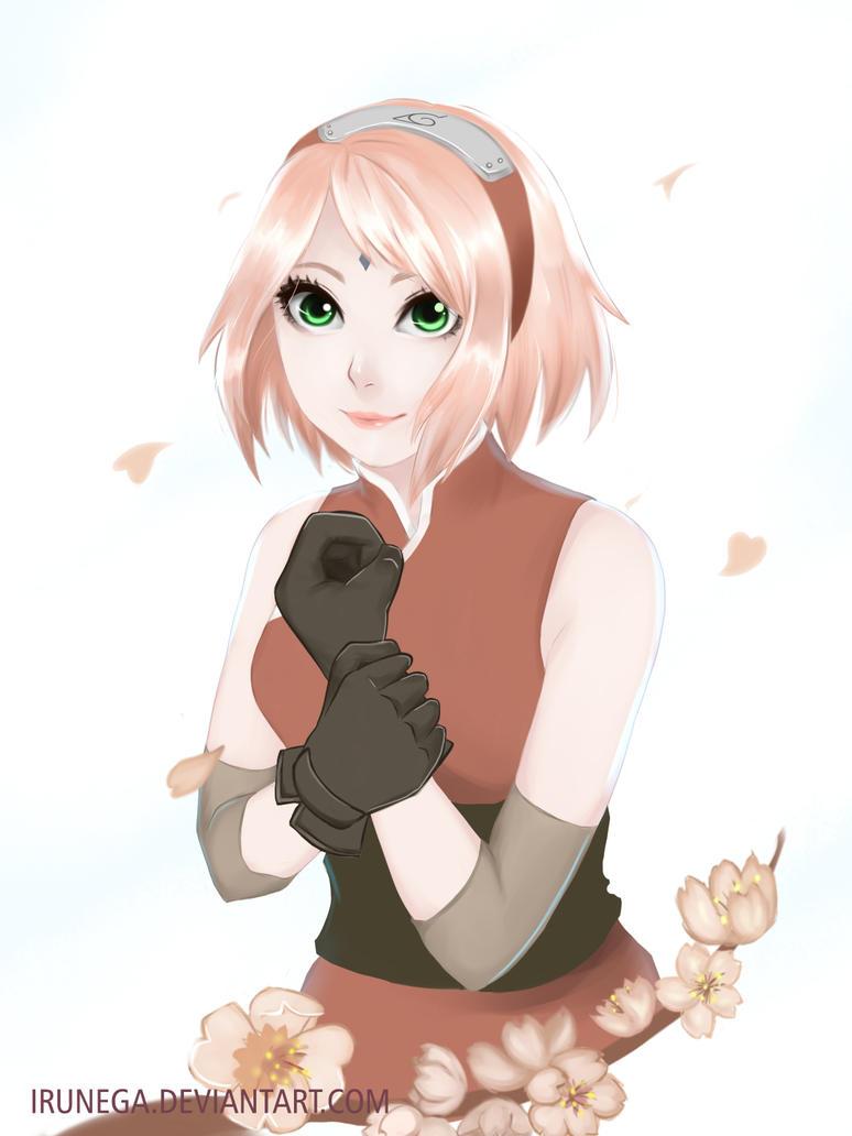 Sakura by Irunega