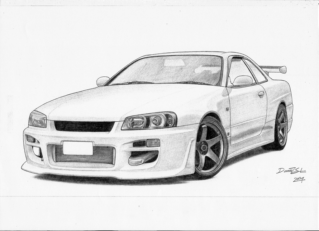 car trucks coloring pages with Nissan Skyline R34 304931228 on 74063 Coca Cola Truck V11 also Drawn 20tractor 20animated further TF3 Optimus Prime G1 Trailer 182923577 together with Truck And Trailer Silhouette moreover Ice Cream Food Truck Design 852376.