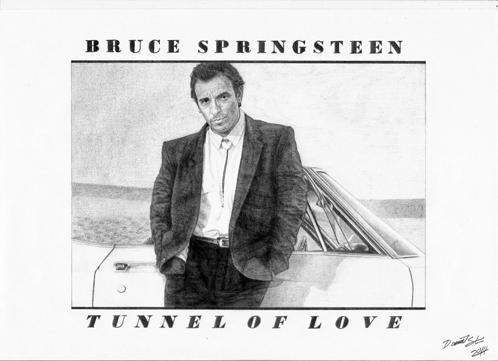 Bruce Springsteen - Tunnel Of Love by DSL-FZR