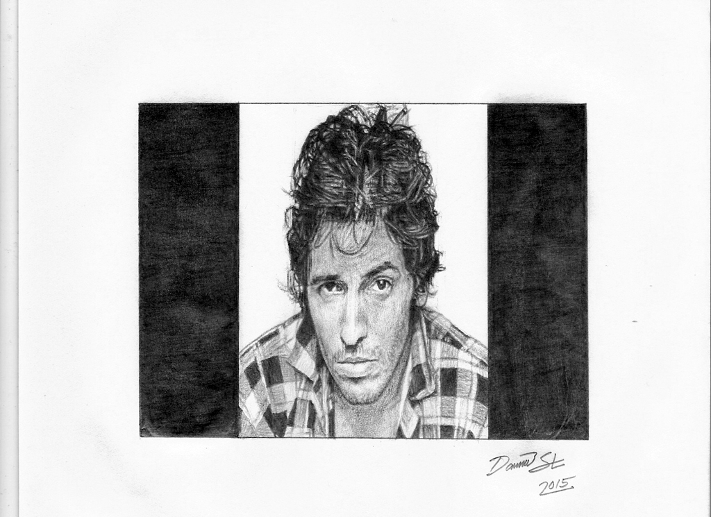Bruce Springsteen by DSL-FZR