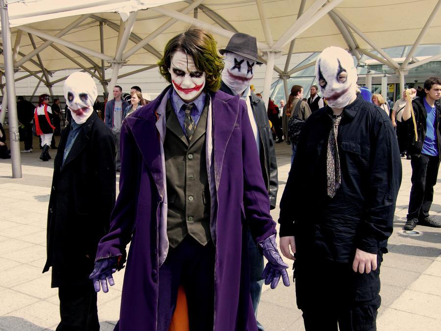 Cosplay: The Joker by Kiyoshi-Ryuu