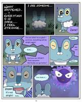 A ghost story p.5 ( XY nuzlocke) by o0WhiteRaven0o