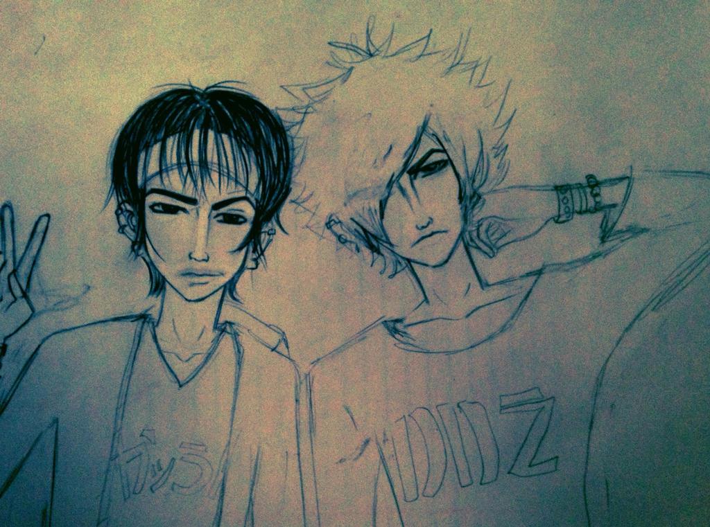 Boys by ILoveYamamotoSan