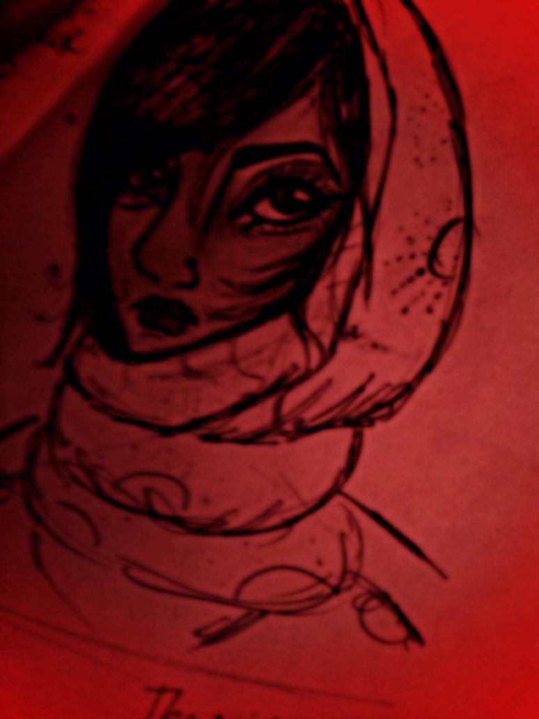 Woman by ILoveYamamotoSan