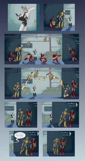 Ninja Skills VS Yoda Powers