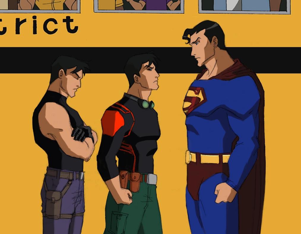 Damian Wayne X Oc – HD Wallpapers