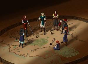 war games by greenapplefreak