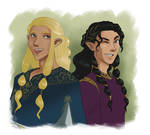 Finrod and Fingon