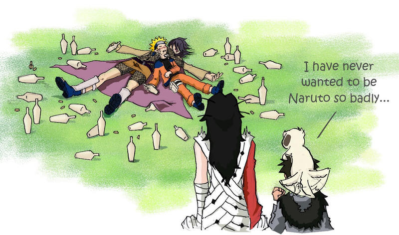 Naruto] An Intervention | Page 43 | SpaceBattles Forums