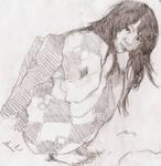 Rin 12 y.o. (sketch 3)
