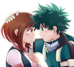 BNHA - IzuOcha - I am Here