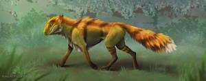 IguanaFox - Creature #1
