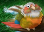 My Cute Little Bird
