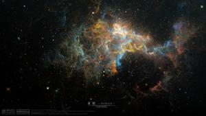Nebula Number MU004 by muzucya