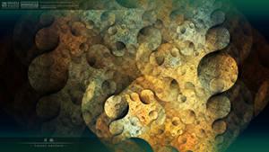 Lunar surface by muzucya