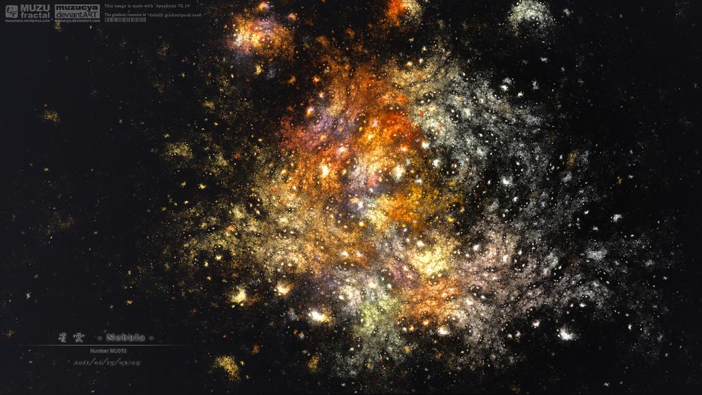 Nebula Number MU010 by muzucya on DeviantArt