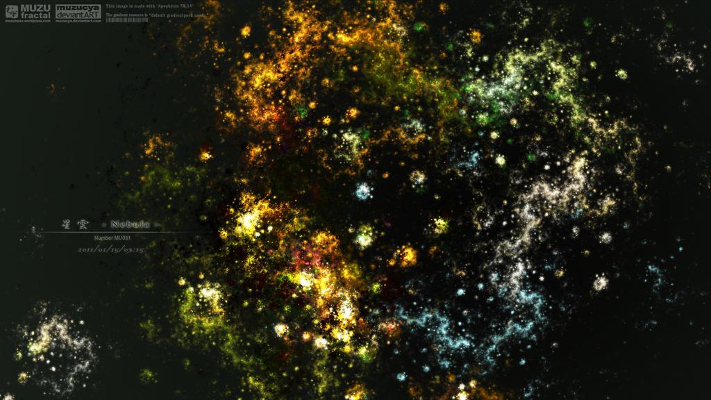 Nebula Number MU011 by muzucya on DeviantArt
