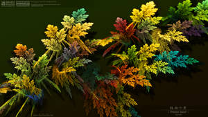 Plant leaf Type 006