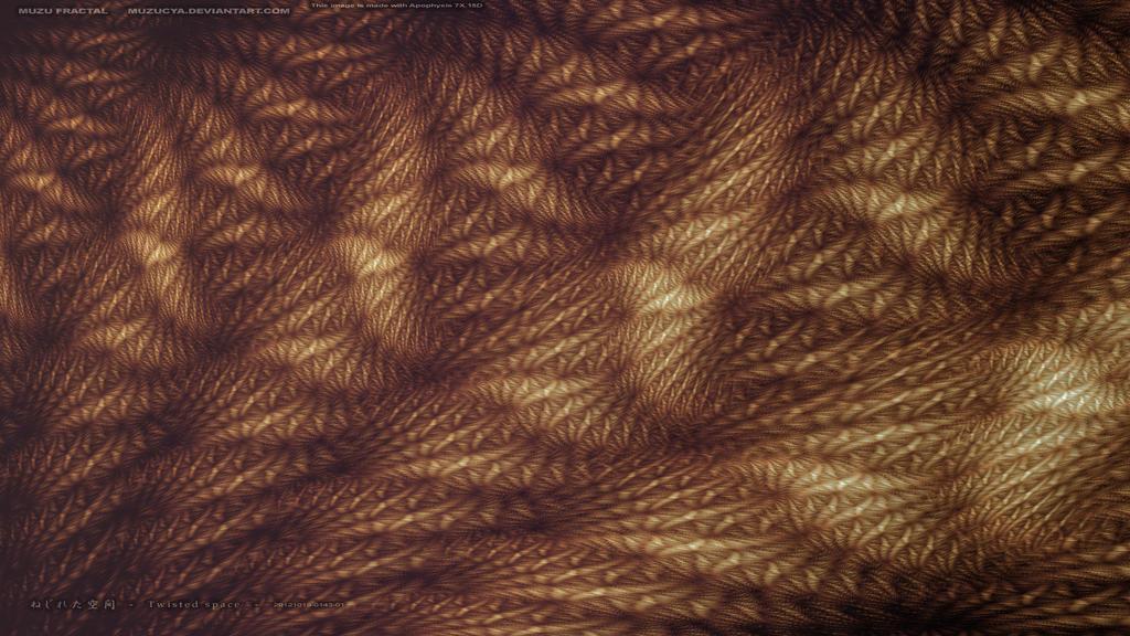 Twisted space - 20121019-0143-01 by muzucya