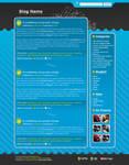 Wordpress Template 6