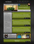 Wordpress Template 7