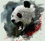 Angry Panda - My Deviant ID