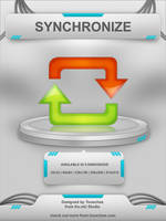 Synchronize Icon by Tooschee