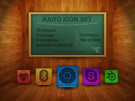 Kaito Icon Set