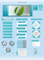 Light User Interface by Tooschee