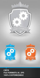 Cog Games Logo by Tooschee