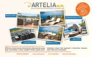 ARTELIA PRINT ADVERTISEMENT
