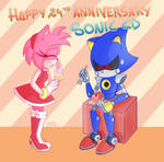 Happy Anniversary Sonic CD