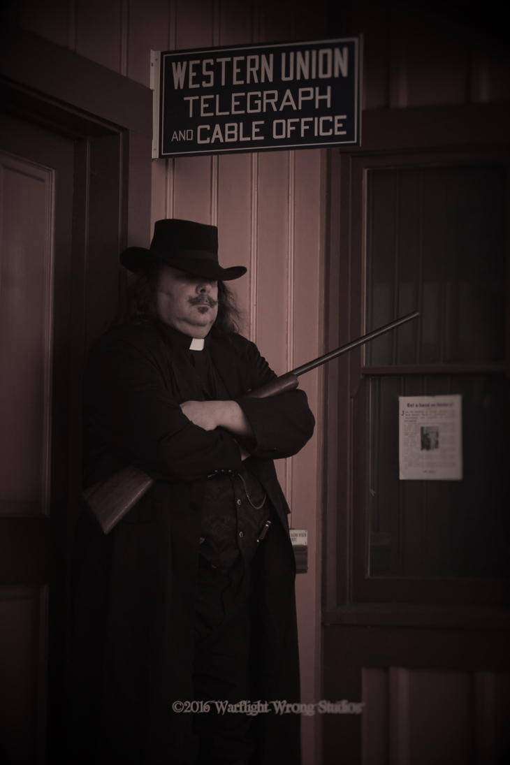 Preacher: Gunslinger's Wrath by Warflight