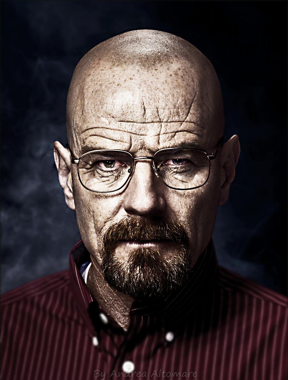 Draganized Walter White (Heisenberg)  Breaking Bad by ...