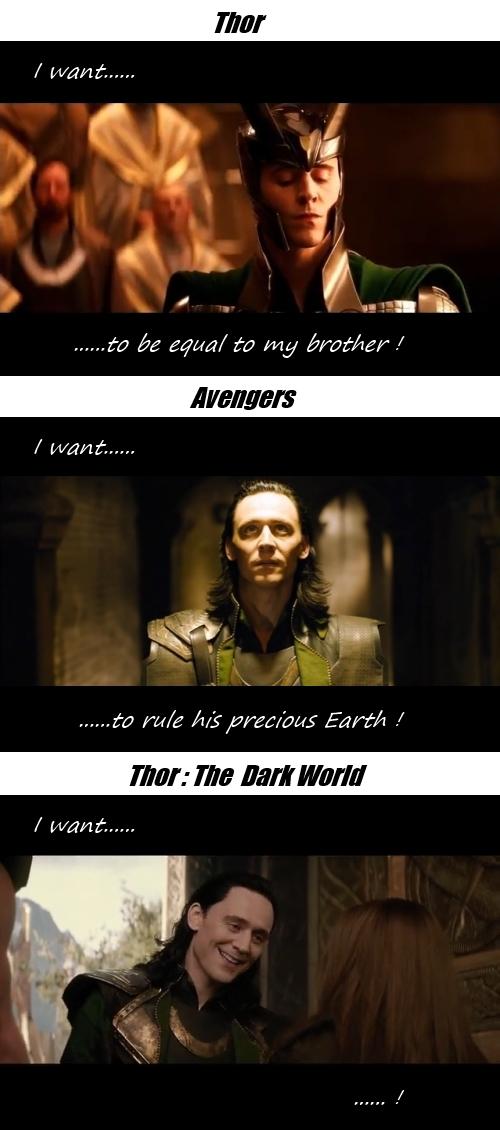 Thor: Loki-I Want... by Raylie18
