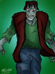30 Days Of Frankenstein - Frankenstein (Marvel)