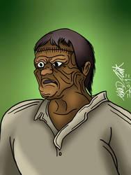 30 Days Of Frankenstein - Santo vs. Frankenstein's